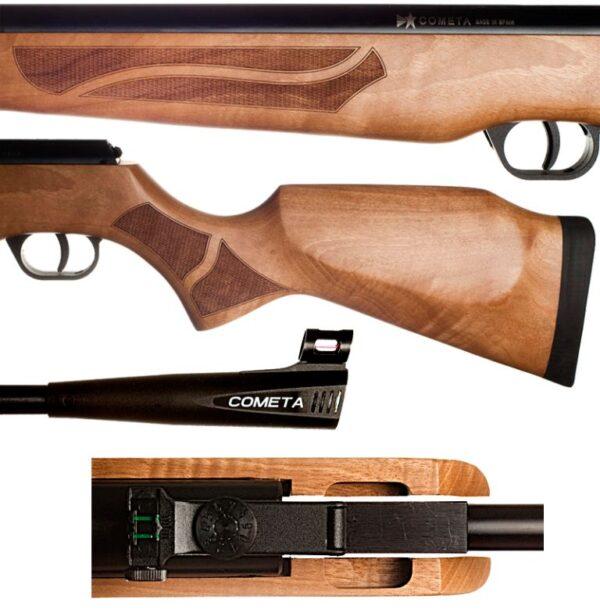 Carabina COMETA, modelo FENIX-400 PREMIER, calibre 4,5 Y 5,5, 24 Julios.-3434