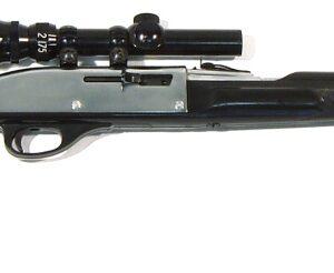 Carabina REMINGTON, MODELO NILON 66 AUTOLOADER, calibre 22 lr. nº A2161953-0