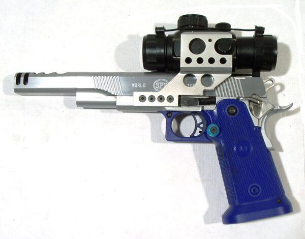 Pistola SPS, modelo WORLD CUSTOM, calibre 38 Super Auto, nº 311-98-3347