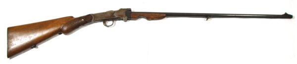 Escopeta MAB, modelo INDIAN, calibre 9 mm. metalico, Nº 19181-0
