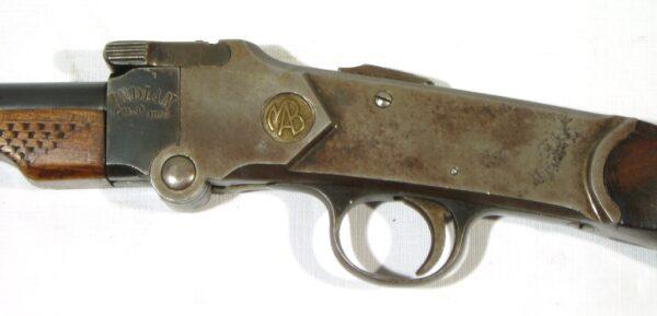 Escopeta MAB, modelo INDIAN, calibre 9 mm. metalico, Nº 19181-3460