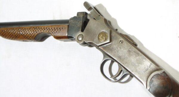 Escopeta MAB, modelo INDIAN, calibre 9 mm. metalico, Nº 19181-3461