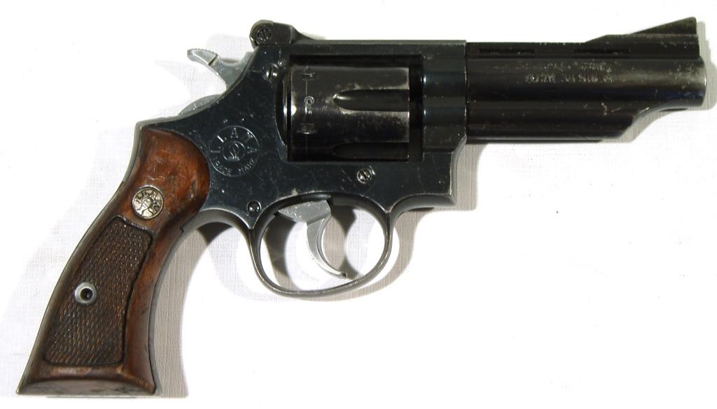 Revolver LLAMA, modelo MARTIAL, calibre 38 Sp., varios-0