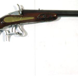 Pistola original, SIN MARCA, modelo FLOBERT, calibre 6 mm. Flobert, nº 650-0