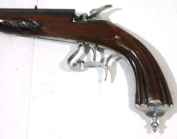 Pistola original, SIN MARCA, modelo FLOBERT, calibre 6 mm. Flobert, nº 650-3512