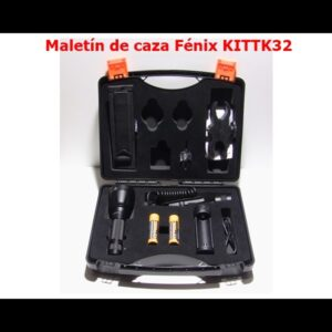 Linterna FENIX, modelo KIT TK32, 1000 lumenes, 4 modos mas rojo y verde-0