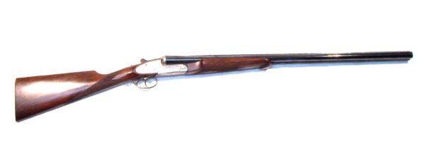 Escopeta UNION ARMERA, modelo 215 R.B.A.A., calibre 12, nº 28736-0
