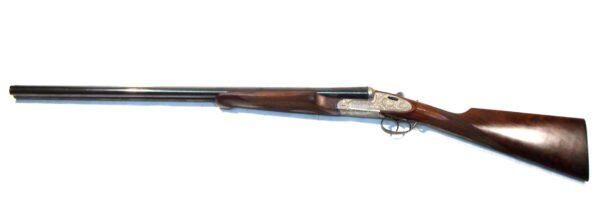 Escopeta UNION ARMERA, modelo 215 R.B.A.A., calibre 12, nº 28736-3788