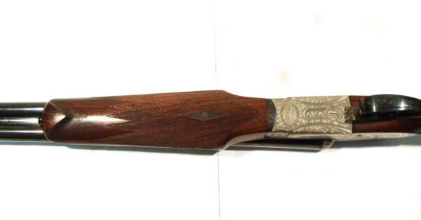 Escopeta UNION ARMERA, modelo 215 R.B.A.A., calibre 12, nº 28736-3791