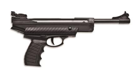 Pistola WEBLEY, modelo TYPHOON, Calibre 4,5mm-0