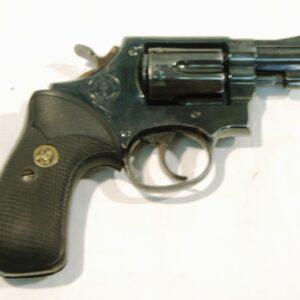 Revolver LLAMA, modelo MARTIAL, calibre 38Sp., nº 872890-0