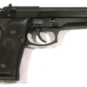 Pistola BERETTA, modelo 92FS, calibre 9 Pb., nº N99260z-0