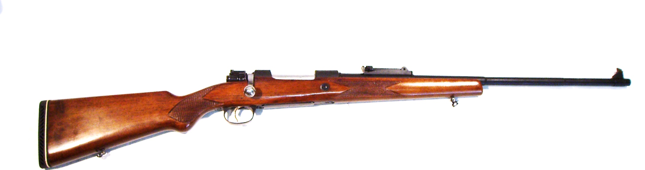 Fusil FN HERSTAL (KETT), modelo K98, calibre 8 mm. (8x57JS), nº E1521.-0