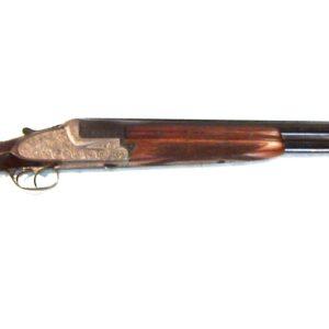 Escopeta I. UGARTECHEA, modelo 153, calibre 12, nº 28507-0