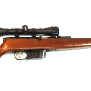 Carabina VOERE, modelo 550, calibre 22 lr. nº 230620-0