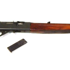 Carabina ANCHUTZ, modelo 520/61, calibre 22 lr., nº 09047-0