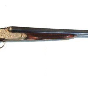 Escopeta LIG, modelo 3C, alibre 12, nº 12700-0