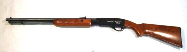 Carabina REMINGTON, modelo 572 FIELD MASTER, calibre 22 S.L.LR., nº A1436215-3985