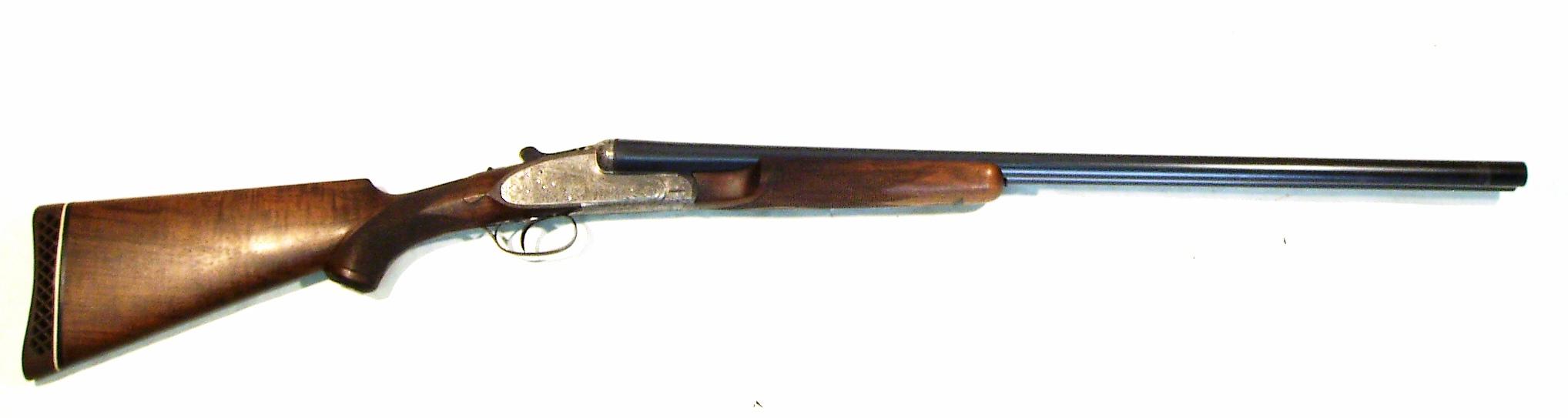 Escopeta UNION ARMERA, modelo 215, calibre 12, nº 24226.-0