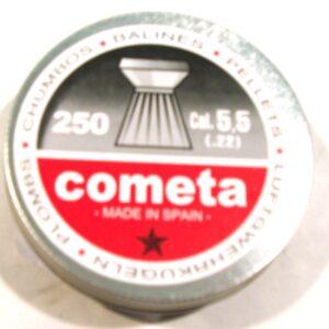 Balines COMETA, cabeza plana. calibre 5,5 (250 u)-0