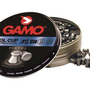 Balines GAMO, modelo PISTOL CUP, calibre 4,5 (250 ud.)-0