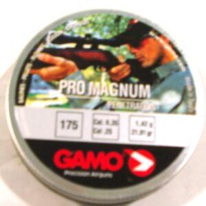 Balines GAMO, modelo PRO MAGNUM. calibre 6,35 (175 u.)-0