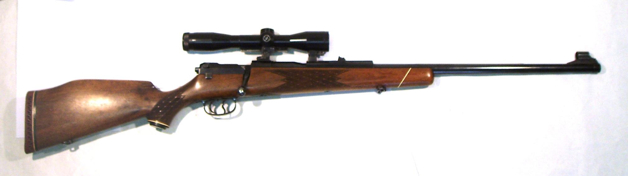 Rifle Mauser modelo 66