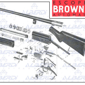 Recambio FNBROWNING modelo AUTO5