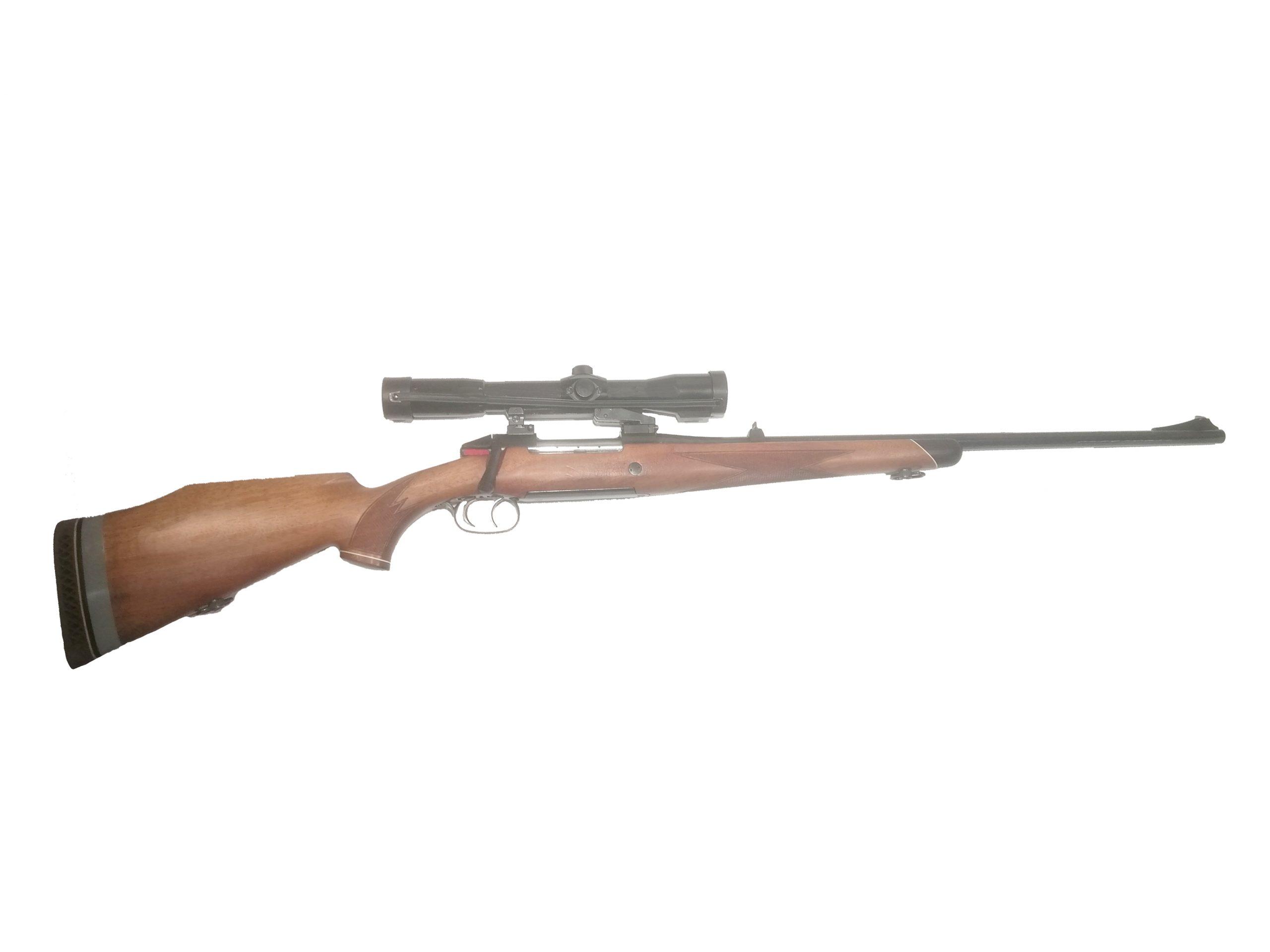 Rifle Mannlicher modelo SCHONAUER M72