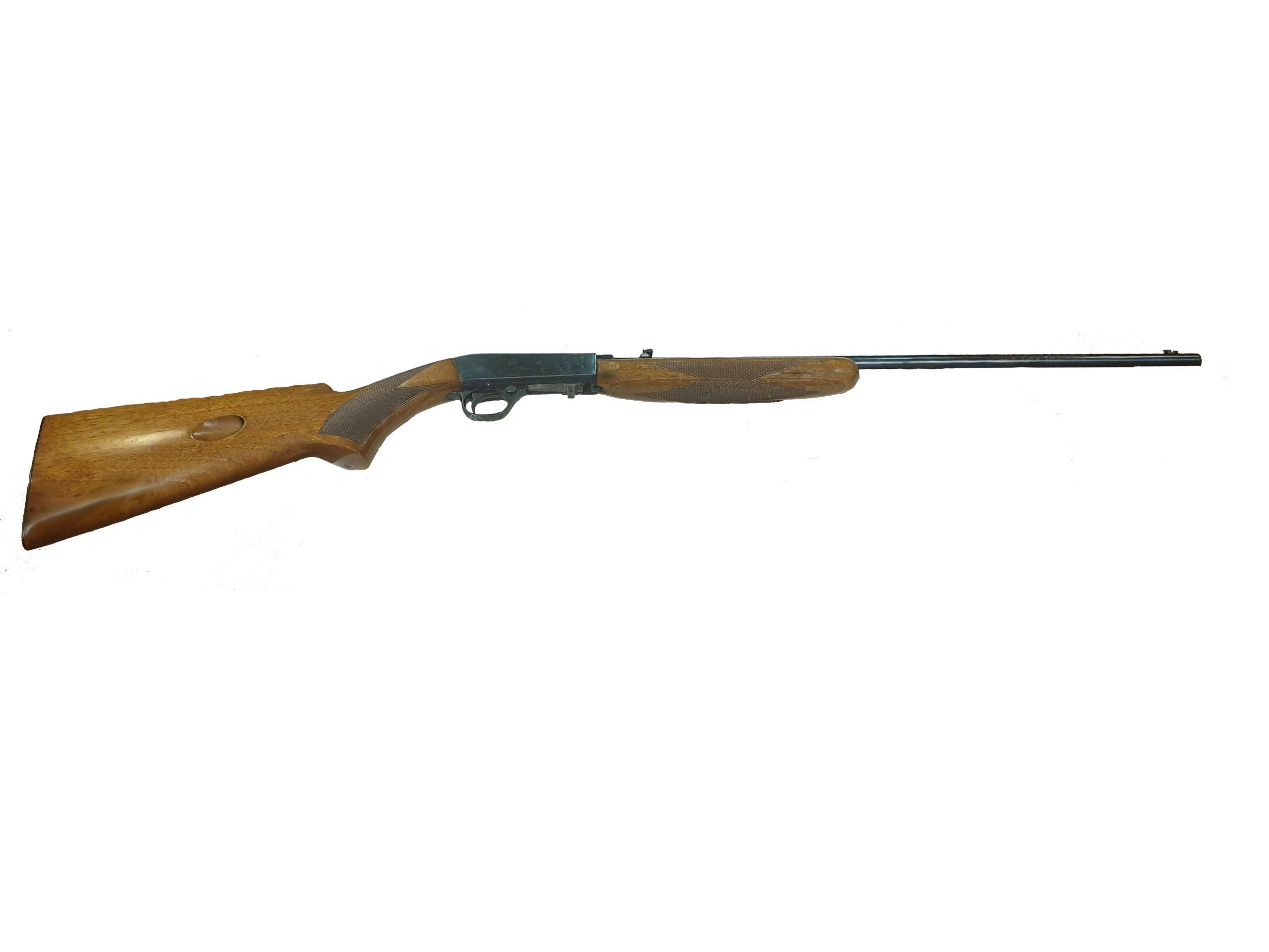 Carabina FN HERSTAL modelo AUTO22 calibre 22 lr