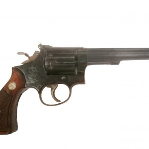 Revoler Smith Wesson modelo 17-2 K22 Masterpiece