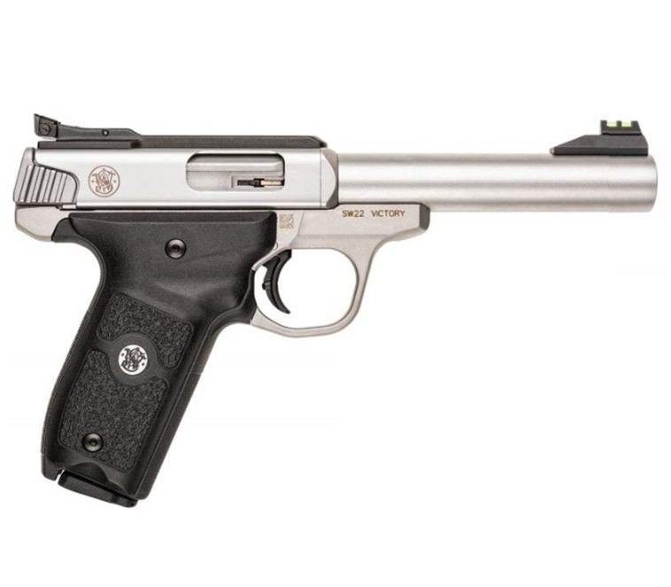 Pistola SMITH WESSON SW22 VICTORY calibre 22