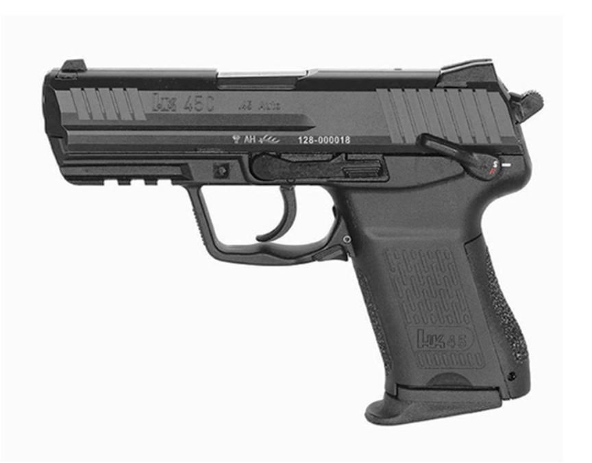 Pistola HK modelo 45C