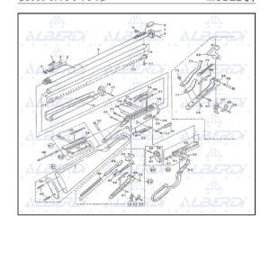 Piezas de recambio rifle Winchester modelo 94 AE calibre 30·30W