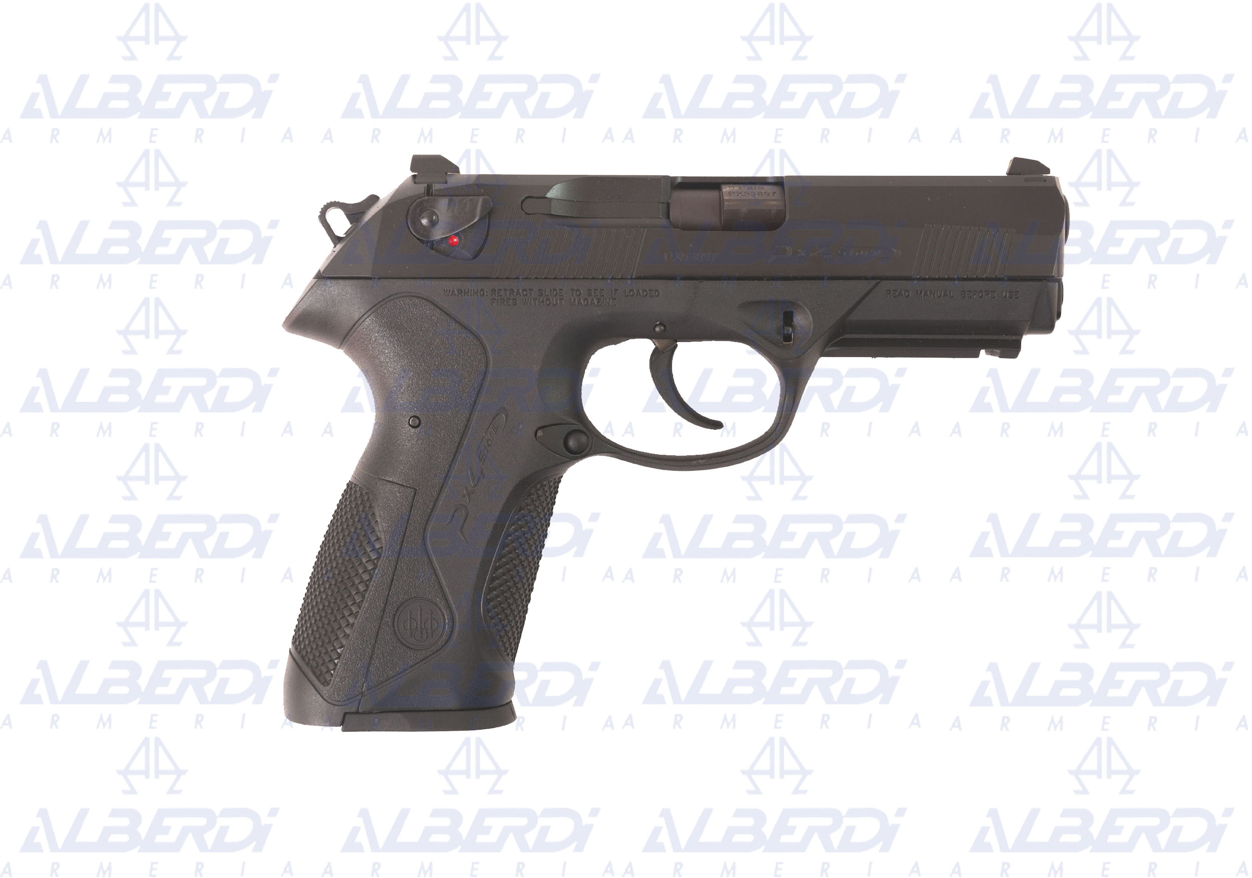 Pistola BERETTA modelo PX4F