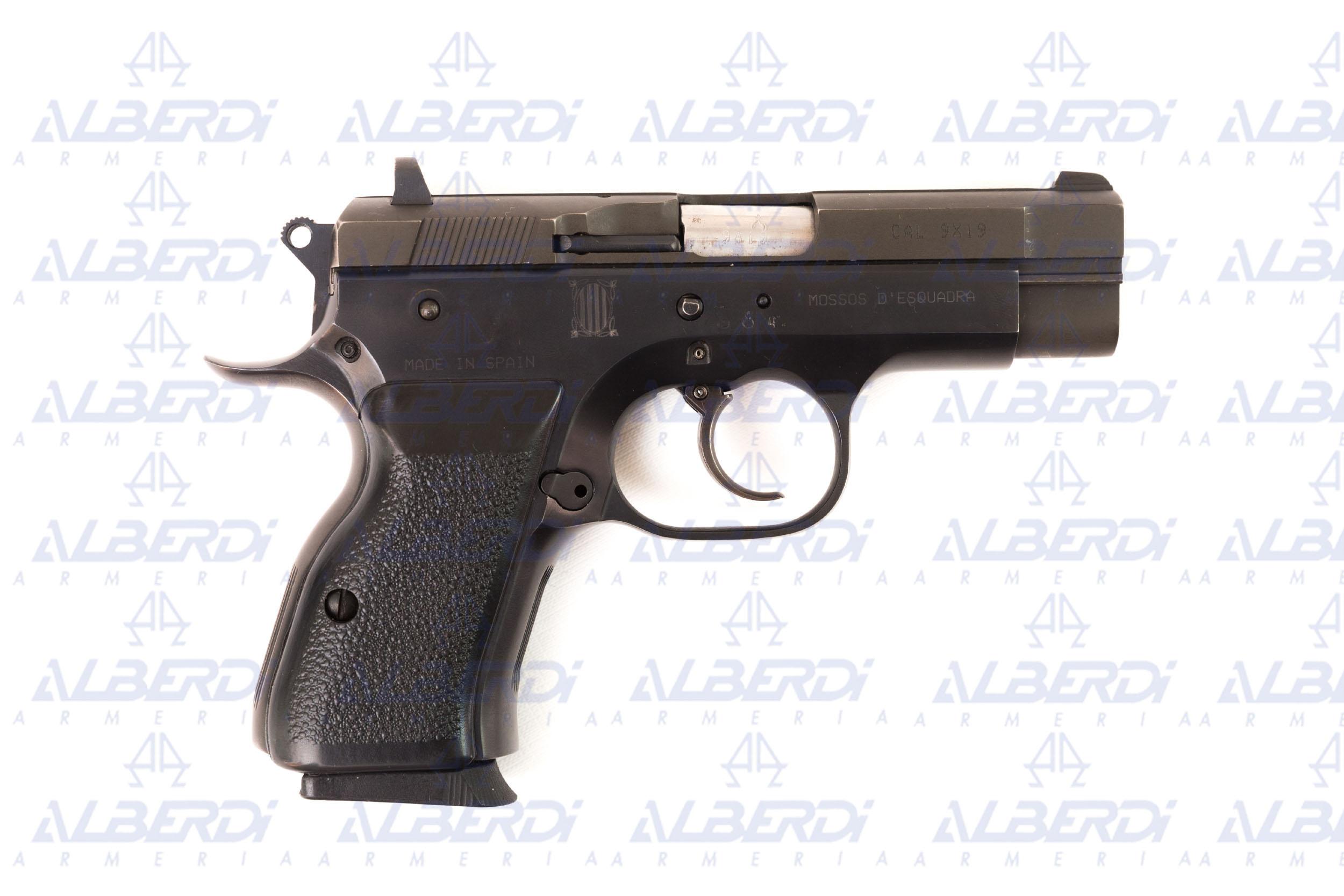 Pistola SPS modelo COMPACTII