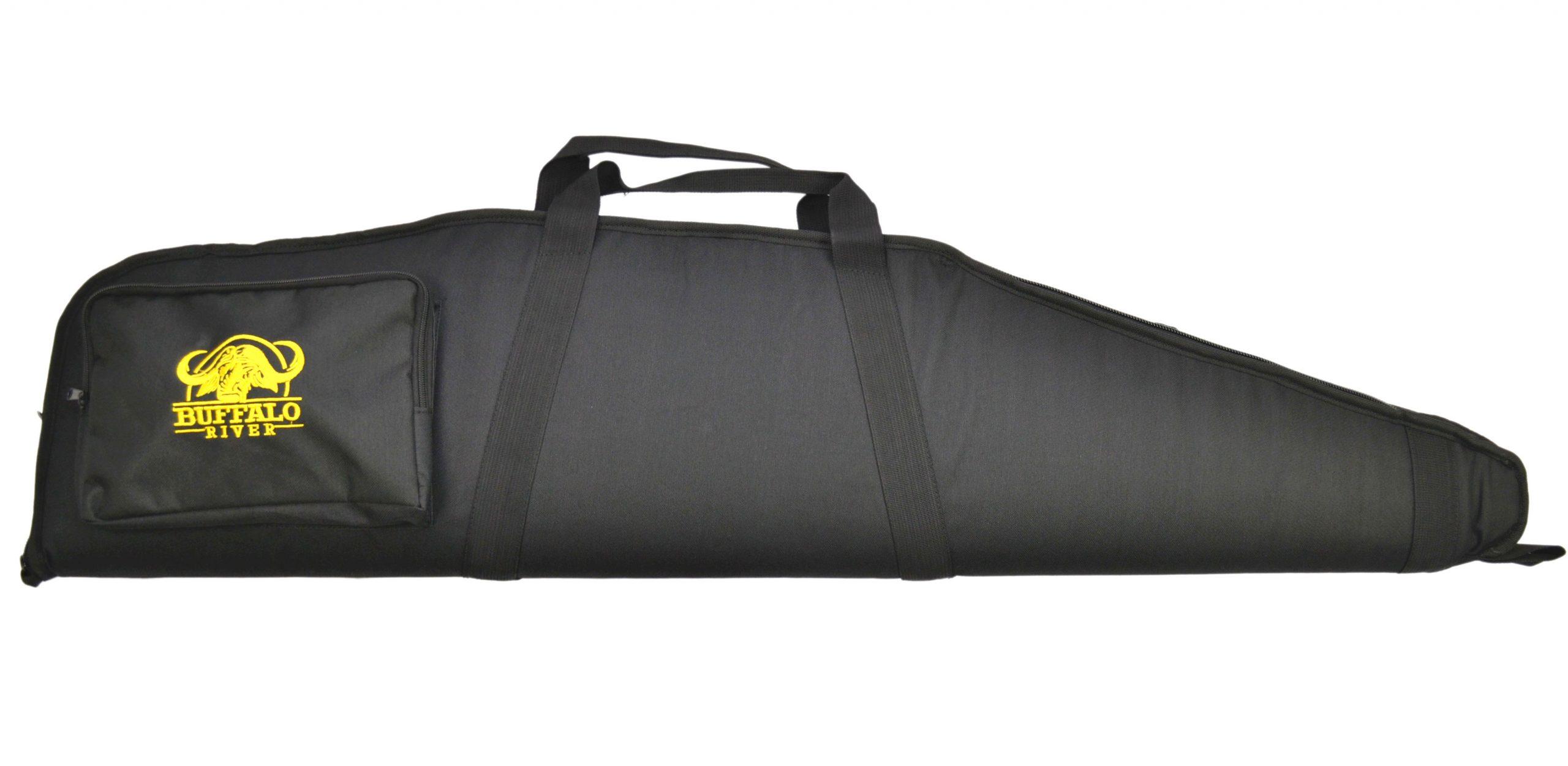 Funda Buffalo-River modeo DELUXE 132cm negro