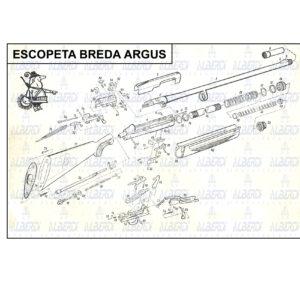 Breda Argus 001 agua